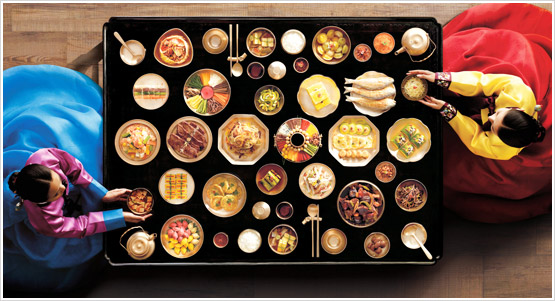 korea-table-cuisine-food