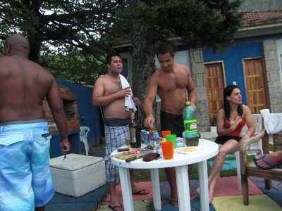 Hostel BBQ