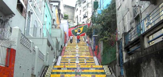Escadaria Selaròn