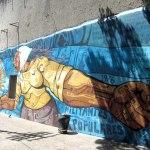 Mural near La Boca