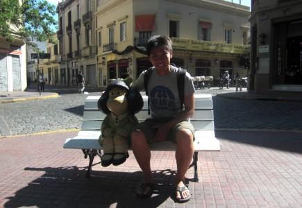 Mafalda and me <3