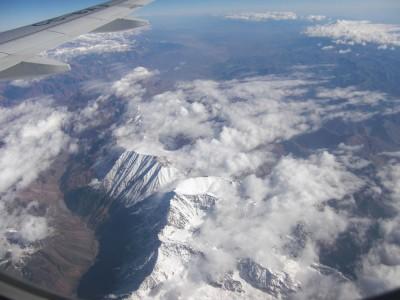 Los Andes - Icey tops
