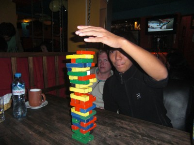 Jenga pro - On new years day