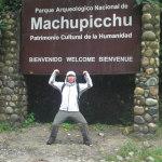 Survived Machu Picchu!