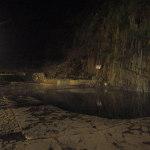 Hot springs in Santa Teresa