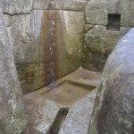 Inca toilet
