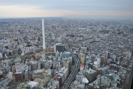 Overview of Tokyo