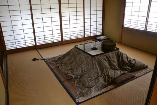 Traditional ryokan