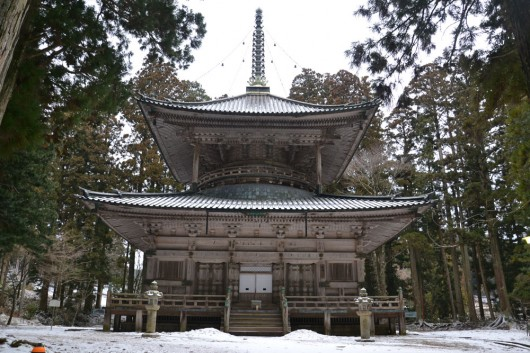 Temples and shrines in Koya town
