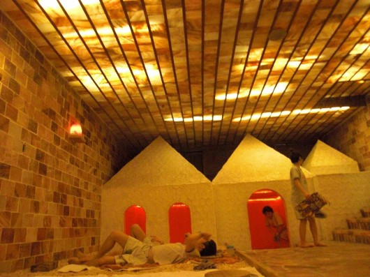 Salt-room