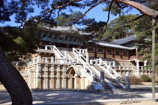 Unesco site: Bulguksa temple