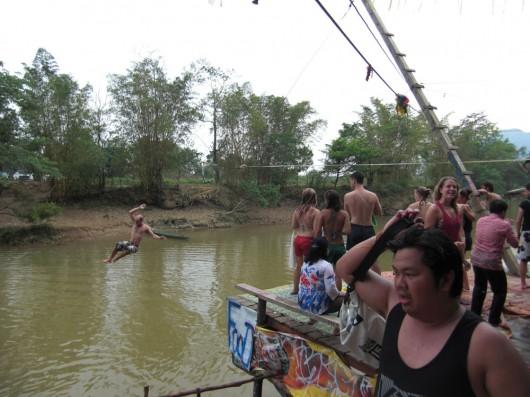 My favorite: amazing water swings!