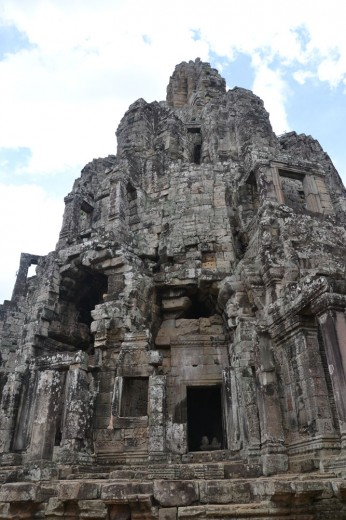 Bayon main temple