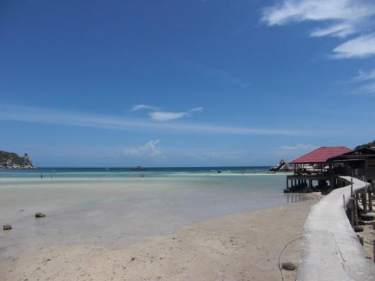 Aow Thian Nog beach