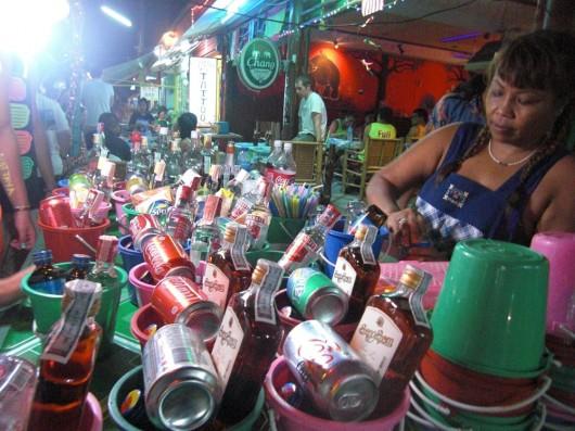 Buckets, buckets, buckets everywhere!