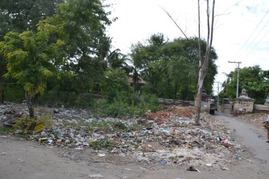 Burma is beautiful, but need to to work on their garbage disposal systems