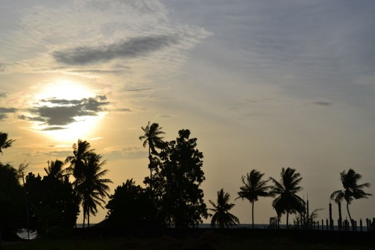 More lovely sunset on Koh Phangan