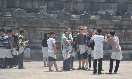 Tourist-attraction in Prambanan
