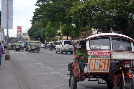 Downtown Dumaguete