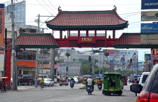 Very humble Chinatown in Davao City