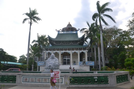 Lonwa Buddhist temple