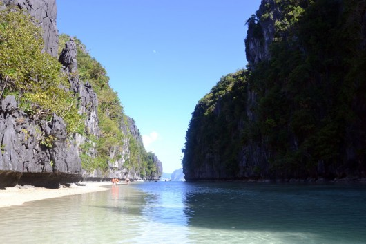 Big Lagoon in El Nido
