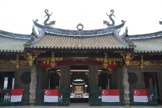 Thian Hock Keng temple, oldest Hokkien temple