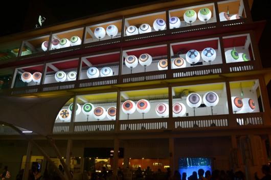 """""""Night watch"""" @ Night Lights 2012"""