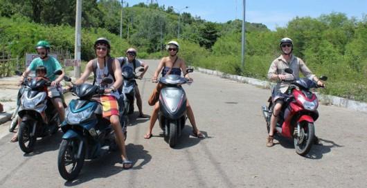 Bikers in Nha Trang - Vietnam
