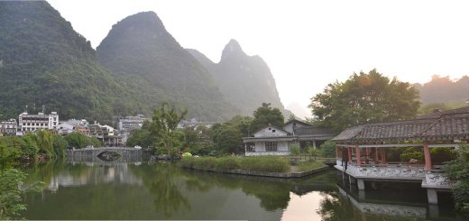 Downtown Yangshuo