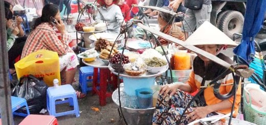 Streetfood paradise Vietnam