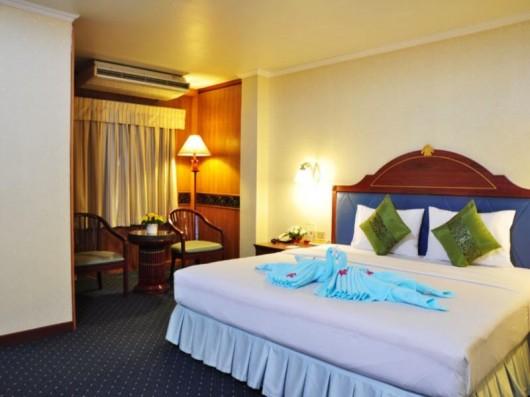Sabai Inn - Bedroom