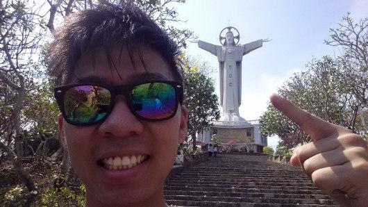 Vung Tau - Christ the redeemer