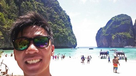 Asian Backpacker - Koh Phi Phi