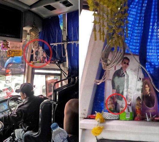 Asian backpacker - OG bus driver to Pattaya