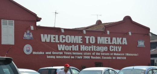 Melaka - World Heritage city